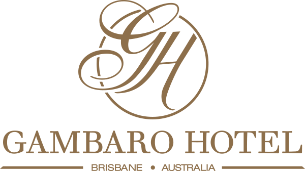Gambaro hotel brisbane luxury hotel brisbane awarded for Luxury hotel logo