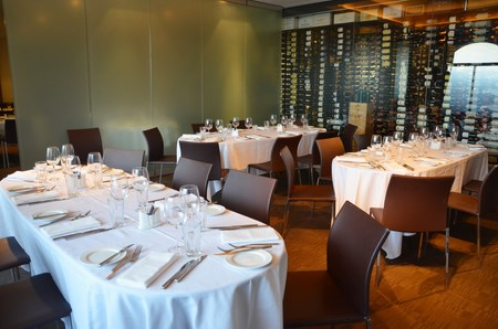 Private Dining Room at Gambaro Hotel Brisbane